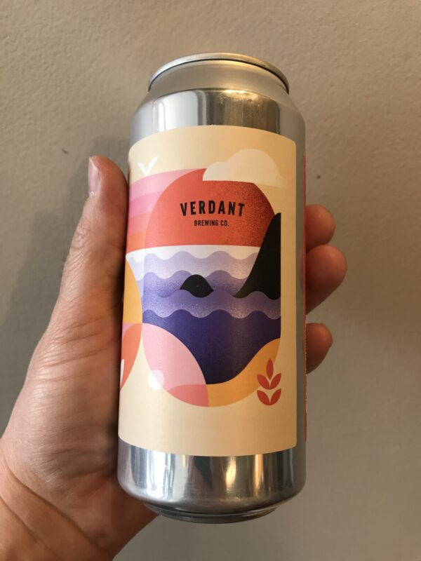 Some Fifty New England Pale Ale by Verdant Brewing Co.