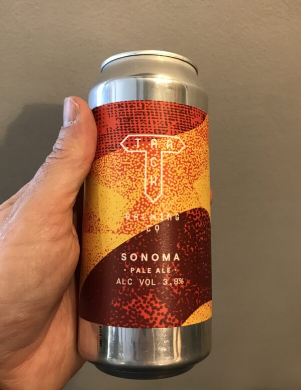 Sonoma Pale Ale by Track Brewing Co.