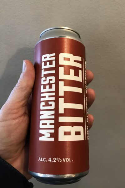Manchester Bitter by Marble Beers.