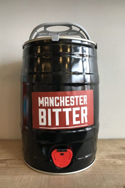 Manchester Bitter 5L Mini-Keg by Marble Beers.