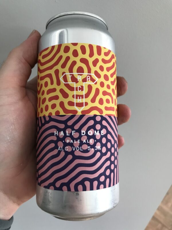 Half Dome New England Pale Ale by Track Brewing Company.