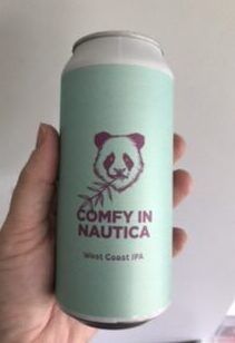 Comfy In Nautica West Coast IPA by Pomona Island.