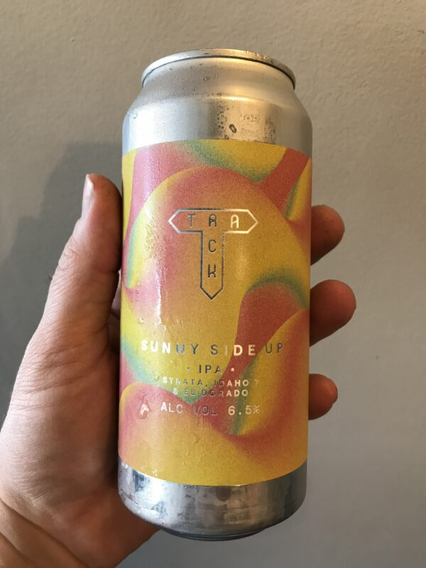 Sunny Side Up IPA by Track Brewing Co.