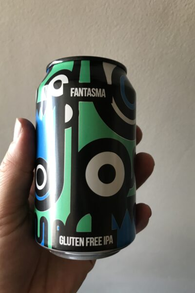 Fantasma IPA Gluten-Free beer by Magic Rock Brewing.