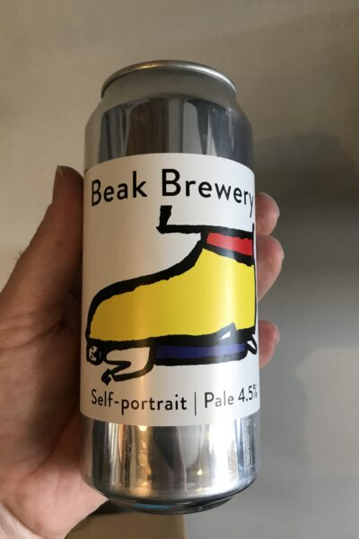 Self Portrait Pale Ale by The Beak Brewery.