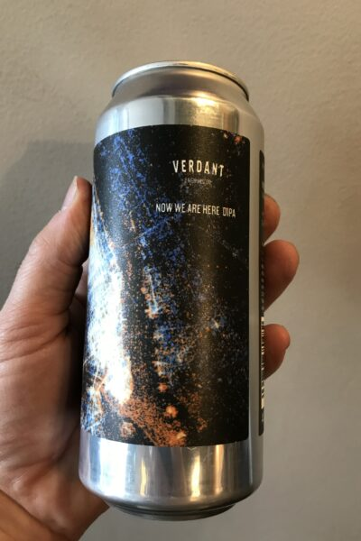 Now We Are Here Imperial IPA by Verdant Brewing Co.