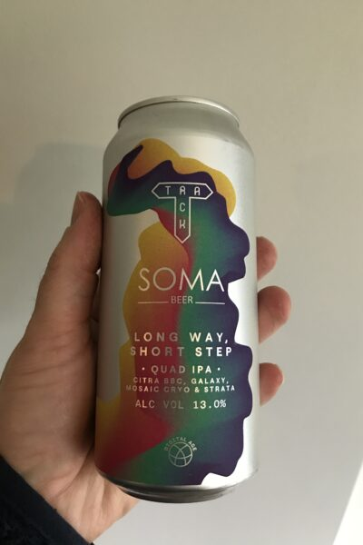 Long Way, Short Step QIPA by Track Brewing Co.