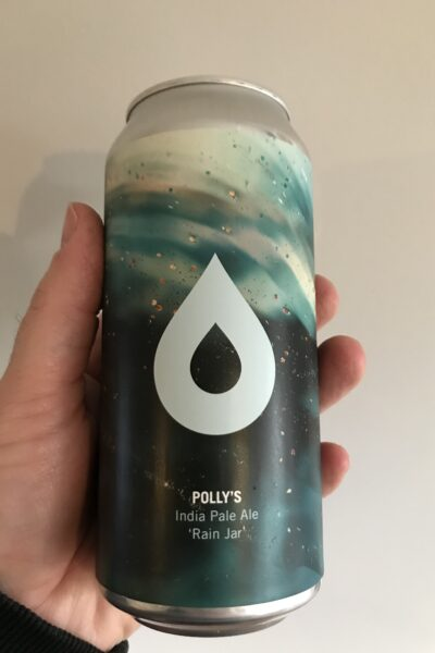 Rain Jar New England IPA by Polly's Brew Co.