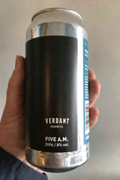 Five A.M. DIPA by Verdant Brewing Co.