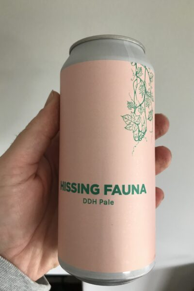 Hissing Fauna DDH Pale by Pomona Island Brew Co.