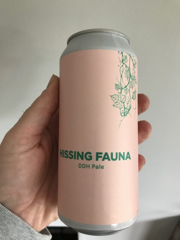 Hissing Fauna DDH Pale by Pomona Island Brew Co.