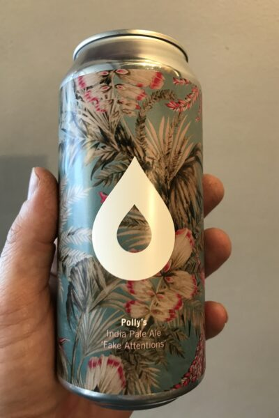 Fake Attentions IPA by Polly's Brew co.
