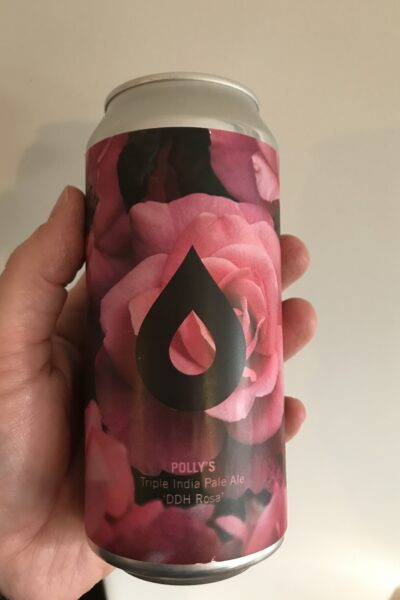 DDH Rosa TIPA by Polly's Brew Co.
