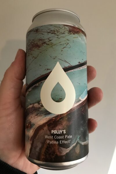Patina Effect Pale ale by Polly's Brew Co.