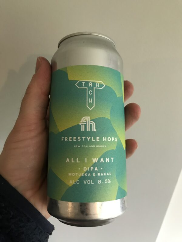 All I Want DIPA by Track Brewing Co.