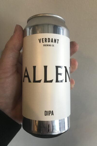 Allen DIPA by Verdant Brewing Co.