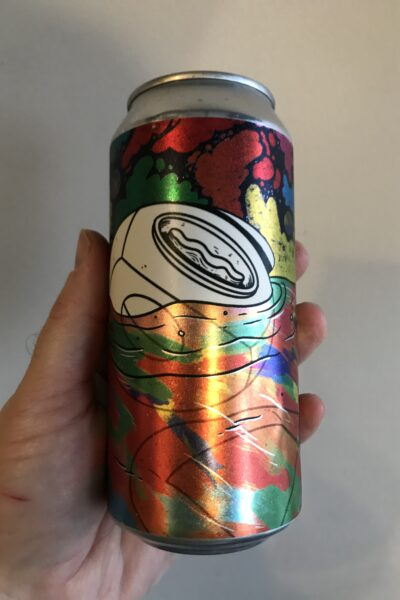 I Had Too Much To Dream Last Night DIPA by Left Handed Giant.