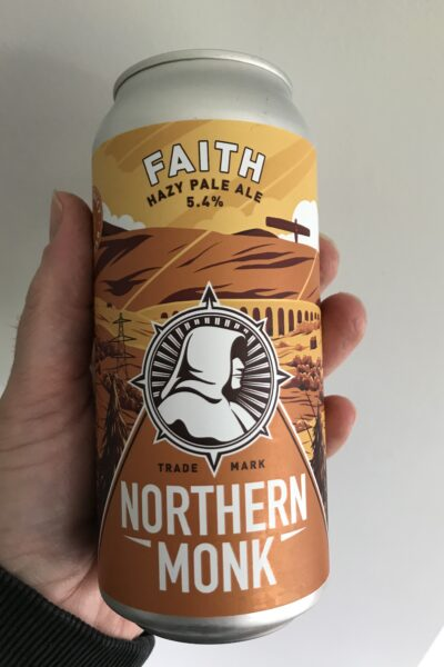 Faith Pale Ale by Northern Monk.