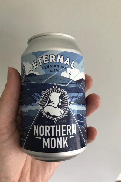 Eternal Session IPA by Northern Monk Brewing Co.