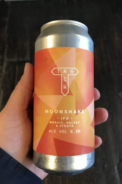Moonshake New England IPA by Track Brewing Company.