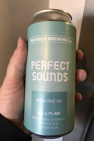 Perfect Sounds IPA by Pentrich Brewing Co.