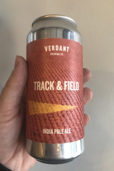Track and Field IPA by Verdant Brewing Co.