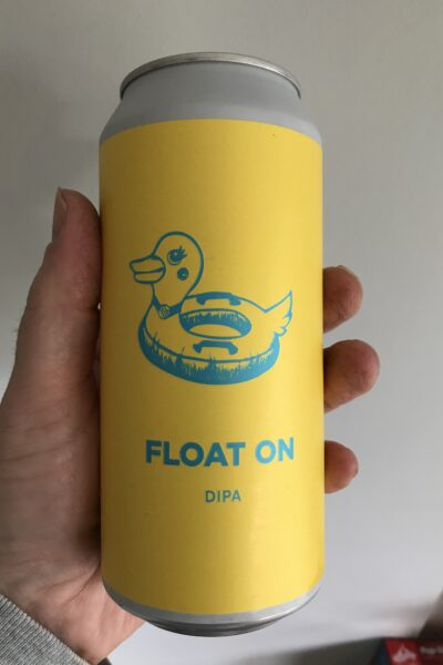 Float On DIPA by Pomona Island Brew Co.