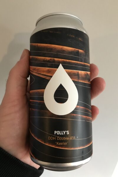 Keeler New England DIPA by Polly's Brew Co.
