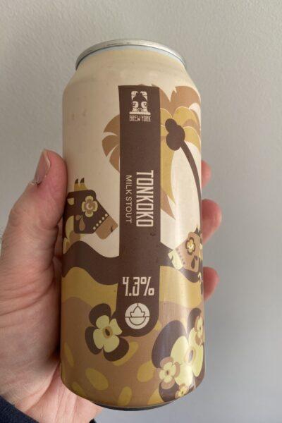 Tonkoko Milk Stout by Brew York.
