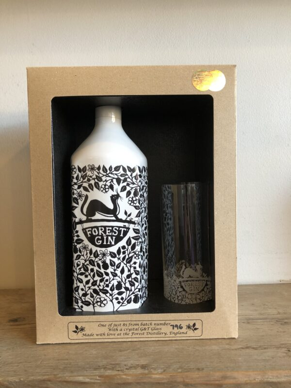 Forest Gin Gift Box.