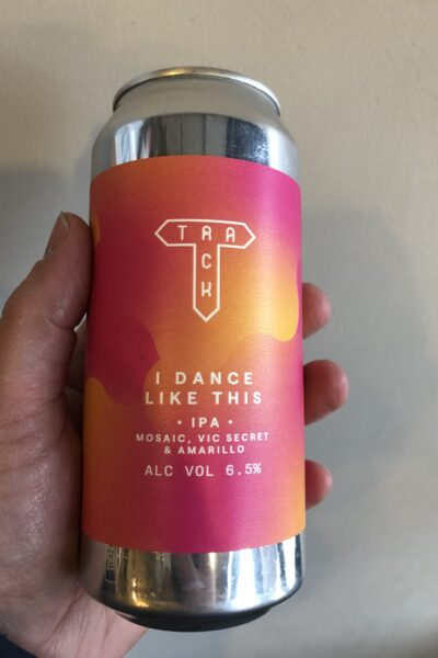 I Dance Like This NE IPA by Track Brewing Co.