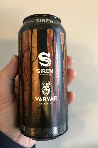 Mavka 2020 Imperial Milk Stout by Siren Craft Brew.