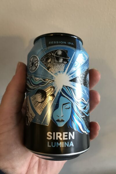 Lumina Session IPA by Siren Craft Brew.