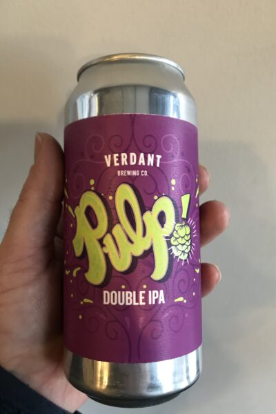 Pulp DIPA by Verdant Brewing Co.