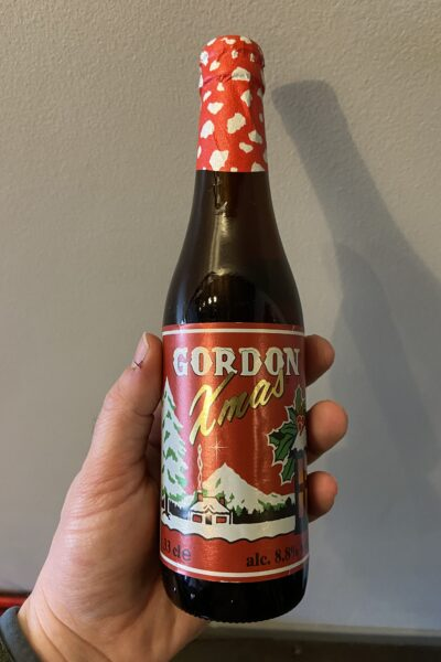 Gordon Xmas by Timmermans.