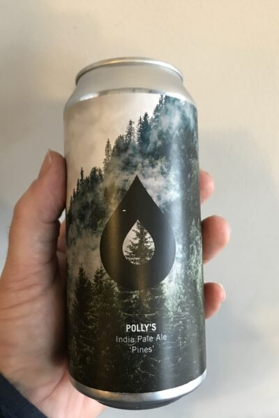 Pines IPA by Polly's Brew Co.