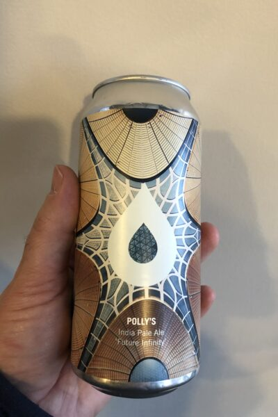 Future Infinity IPA by Polly's Brew Co.