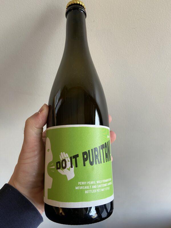 Do It Puritan! Pery 2019 by Little Pomona.