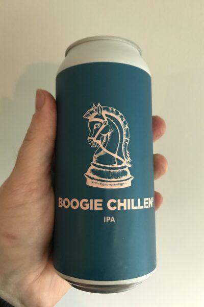 Boogie Chillen IPA by Pomona Island Brew Co.