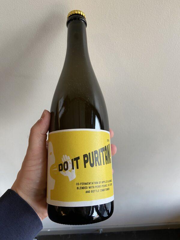 Do It Puritan! Quince 2019 by Little Pomona.