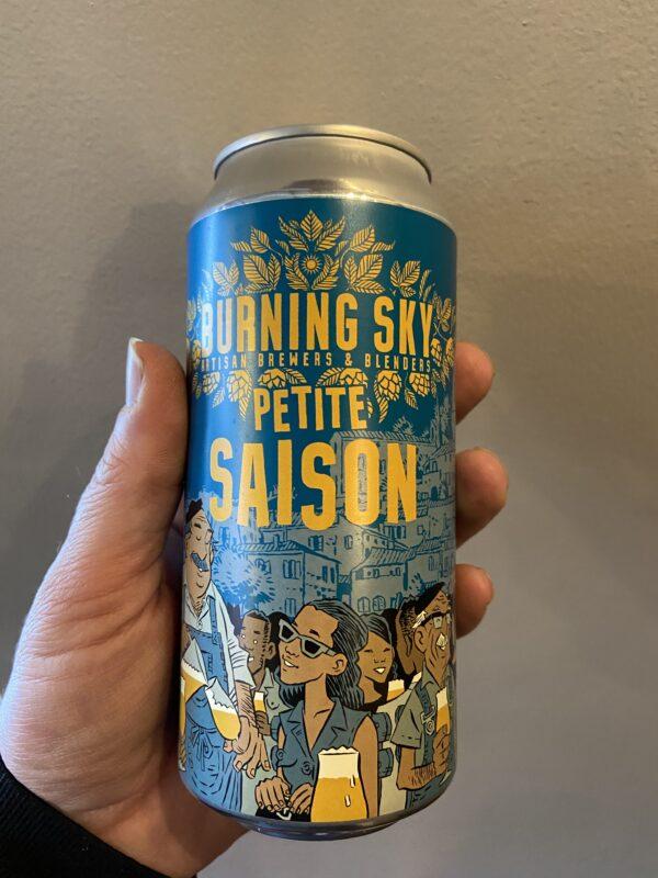 Petite Saison by Burning Sky.