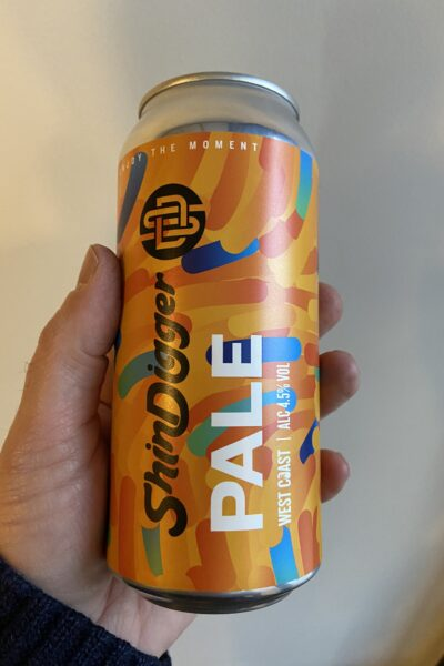 Pale American Pale Ale by Shindigger Brewing Co.
