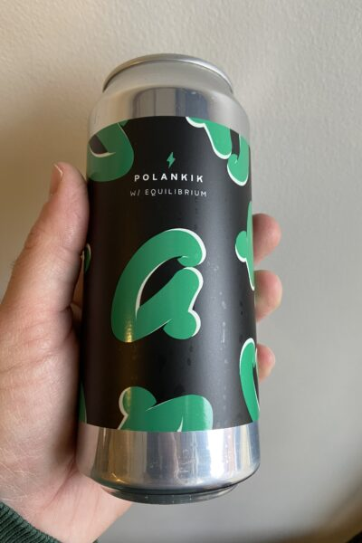 Polankik Triple IPA by Garage Beer Co.