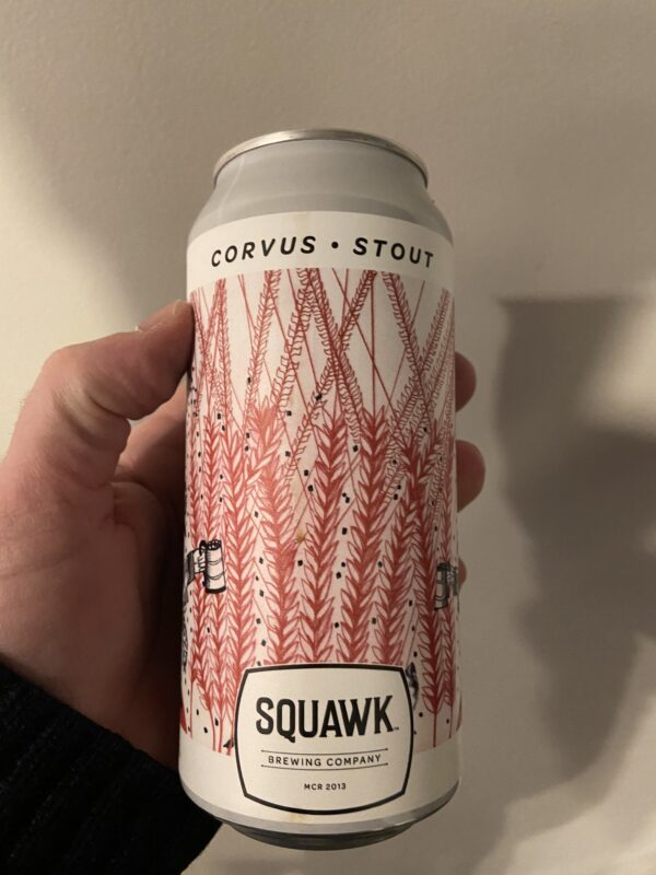 Corvus Stout by Squawk.