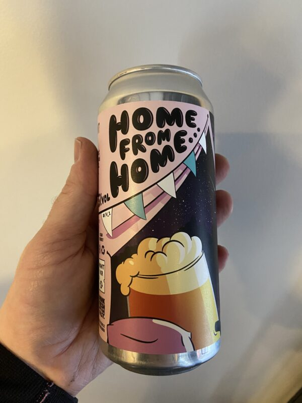 Home from Home IPA by Verdant Brewing Co.