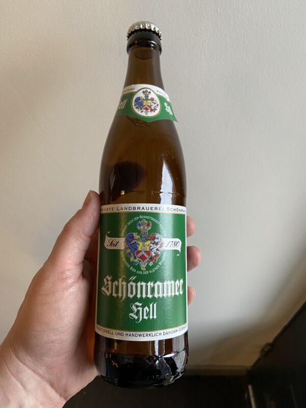 Schönramer Hell by Private Landbrauerei Schönram.