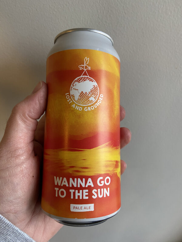 Wanna Go to the Sun Pale Ale by Lost and Grounded Brewers.