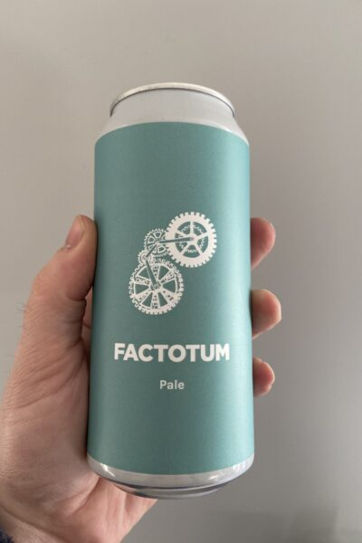 Fatotum Pale ALe by Pomona Island Brew Co.