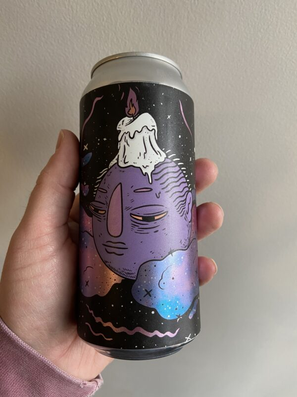 Up Late Imperial Stout by Left Handed Giant x Verdant Brewing Co.