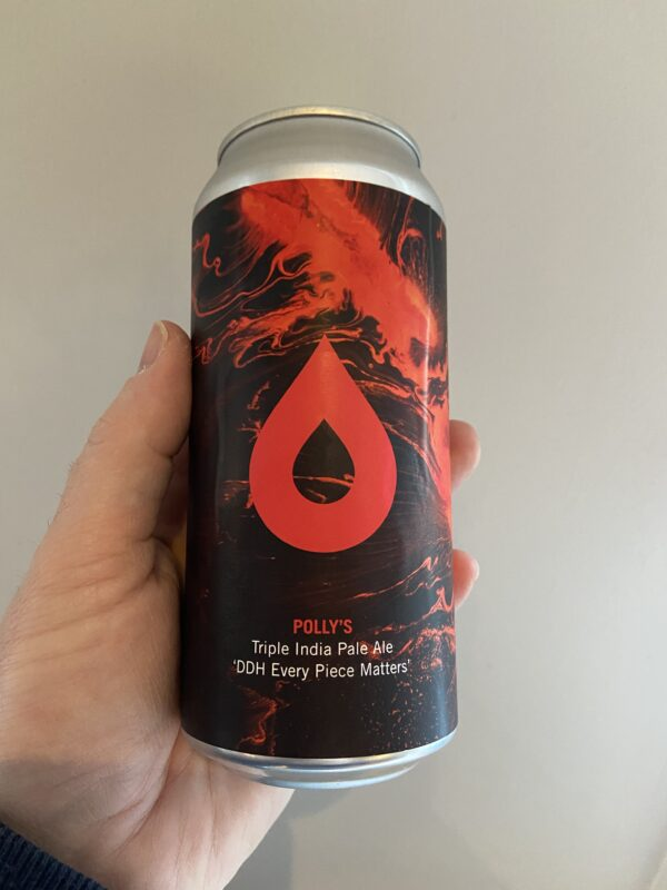DDH Every Piece Matters Triple IPA by Polly's Brew Co.